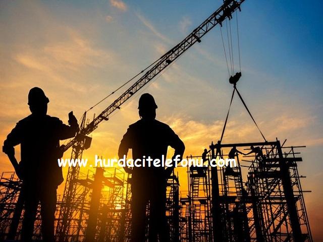 inşaat hurdası